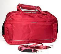 Сумка дорожная (45*28*20 см) CATESIGO красная, фото 1