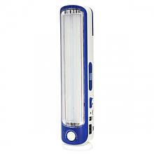 Светодиодный аварийный светильник RIVALDO-12 12W (с диммером)