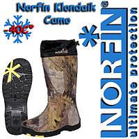 Сапоги EVA камуфляжные Norfin Hunting Klondaik Camo