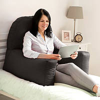 Подушка с подлокотниками, цвет 001,ортопедическая подушка, анатомическая подушка.
