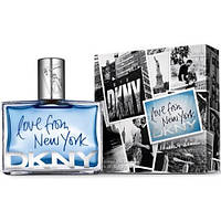 Donna Karan Love From New York for Men туалетная вода 100 ml. (Донна Каран Лав Фром Нью Йорк фо Мэн)