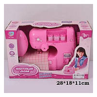 Детская Швейная машина Уютный дом 0926 свет, звук
