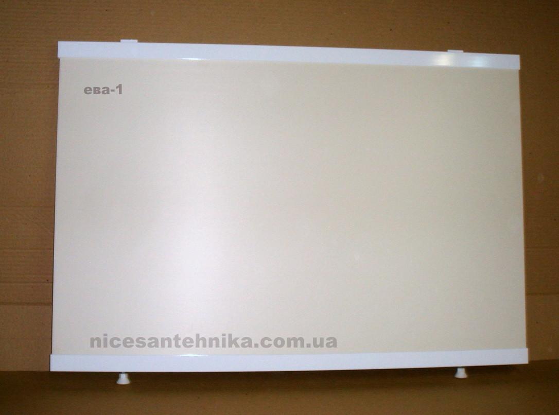 Торцевой экран (модуль) под ванну ева-1 0.7*0.55 м.