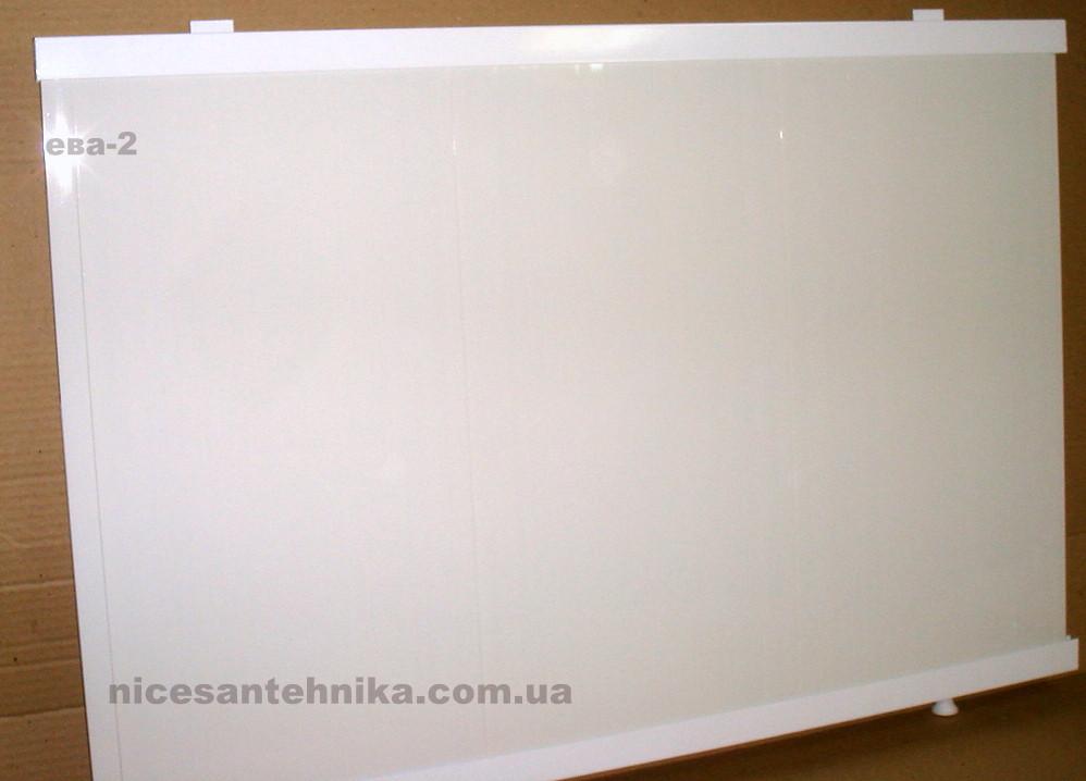 Торцевой экран (модуль) под ванну ева-2