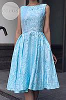 Женское летнее кукольное платье, фото 1
