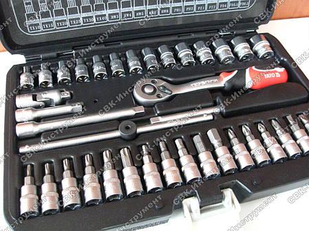 Набор инструментов Yato YT-14471 38 единиц, фото 2