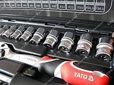Набор инструментов Yato YT-14471 38 единиц, фото 3
