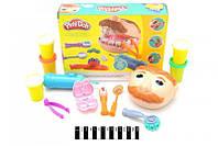 Набор для творчества Мистер Зубастик РD8605 Play-Doh, Плей до, масса, тесто для лепки