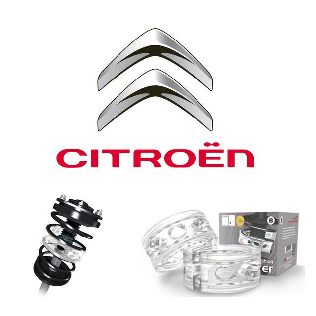 Автобаферы на Citroen