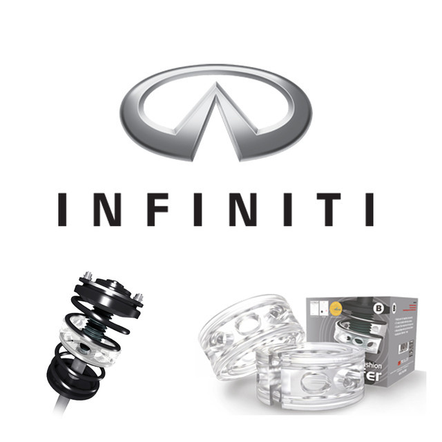 Автобаферы на Infiniti