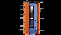 Тепловые аккумуляторы со встроенным  внутренним бойлером  из пищевой нержавейки  типа ЕАВ