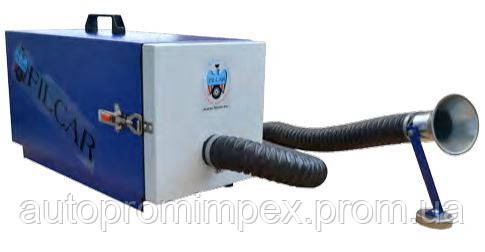 Портативное устройство для вытяжки сварочных газов MINI90-NEW FILCAR (Италия) - ООО «Автопромимпекс» в Киеве
