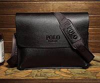 Мужская сумка-портфель POLO, смотрите видеообзор!