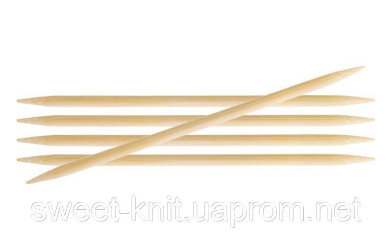 Спицы носочные Bamboo KnitPro