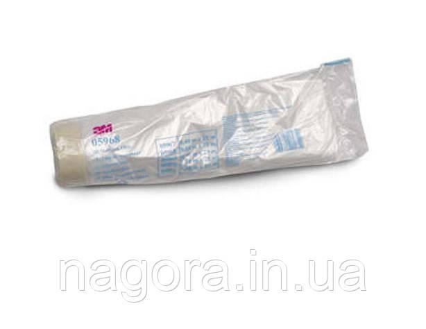 3М Маскирующая пленка с малярной лентой 25 м х 1100 мм