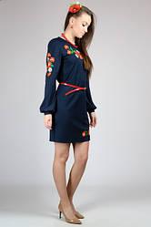 Женские платья-вышиванки