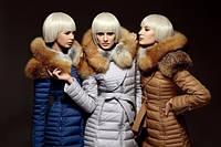 Женские пуховики,куртки