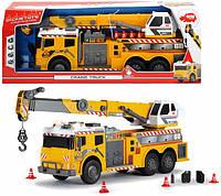 """Детский игровой набор """"Грузовой автомобиль с краном"""" 62 см Dickie Toys (372 9004)"""