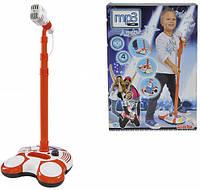 """Детский музыкальный инструмент """"Микрофон на стойке с разъемом для MP3-плеера"""" (683 7816)"""