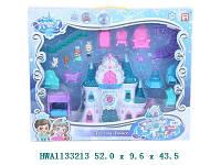 """Замок """"Frozen"""" 1206A   мебель, фигурки"""