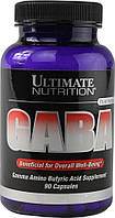 GABA 750 мг Ultimate Nutrition, 90 капсул