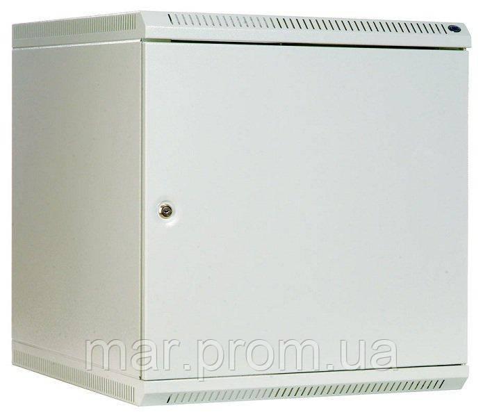 Шкаф настенный 18U 600x400 мм глухая дверь
