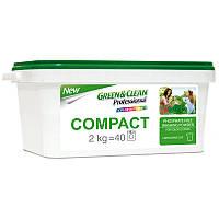 Green&Clean Professional Compact порошок для цветного белья 2 кг (40 стирок)