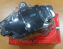 Тормозные колодки передние Goodrem RM1170 6001547911; 7701208265