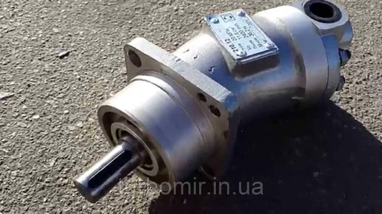 Ремонт нерегулированного гидромотора/гидронасоса 310.112 (210.25)