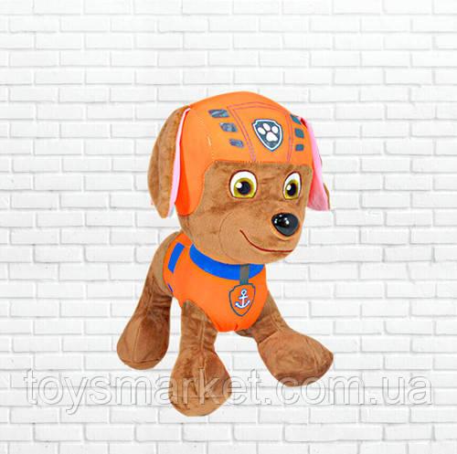 Детская мягкая игрушка 30 см,щенячий патруль,щенок Зума