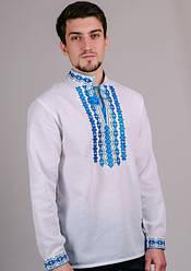 Мужские рубашки- вышиванки и футболки