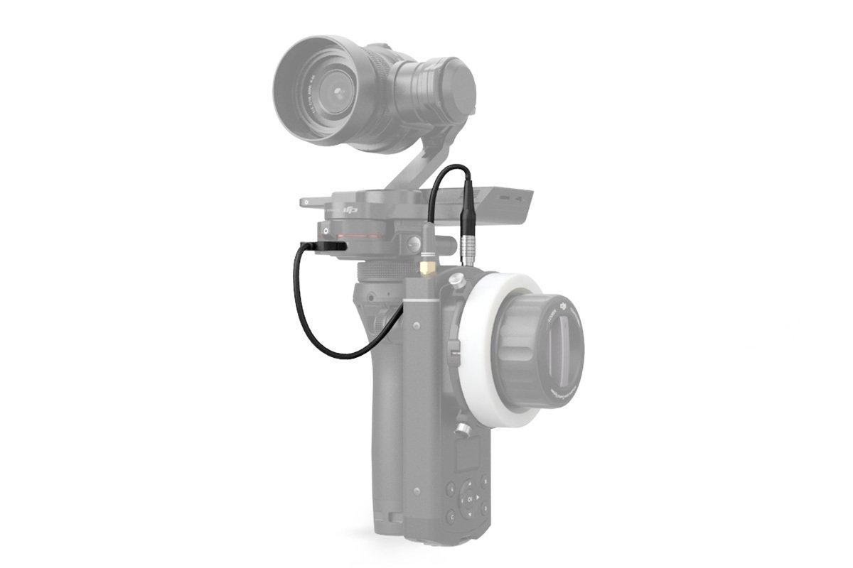 Кабель DJI Focus - Osmo Pro/RAW Adaptor Cable (0.2m) (part67)
