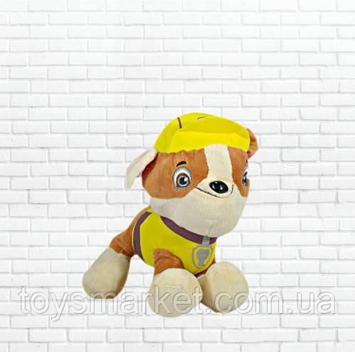 Детская мягкая игрушка,щенячий патруль,щенок Крепыш