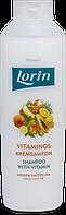 Шампунь для волосся  Lorin vitaminos 1 л.