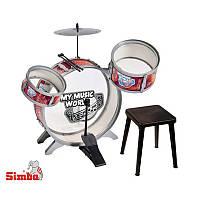 Барабанная установка  игрушка Simba 6839858
