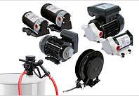 Качественные насосы,счетчики,миниАЗС для перекачки Дизеля, Бензина( PIUSI, Adam Pumps, OMNIGENA)