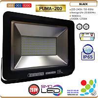 Прожектор светодиодный 200W 6400K IP65 PUMA-200