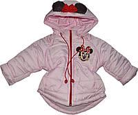 Куртка Мики детская зимняя для девочки