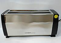 Тостер First F5367 CH 1300 W, фото 1