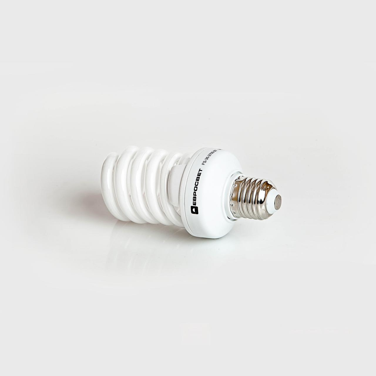 Лампа энергосберегающая 36W E27 4200K S-36-4200-27