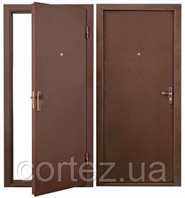 Двери входные ТМ Cortez технические 3