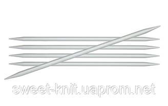 Спицы носочные 15 см Basix Aluminum KnitPro