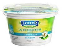 Творог нежирный без лактозы и глютена Latter 150г Украина