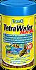 Корм TetraWafer Mini Mix для мелких донных рыб в чипсах, 100 мл