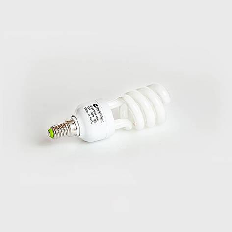 Лампа энергосберегающая 7W E27 4200K FS-7-4200-27, фото 2