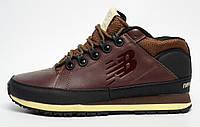Мужские кроссовки New Balance 754, коричневые
