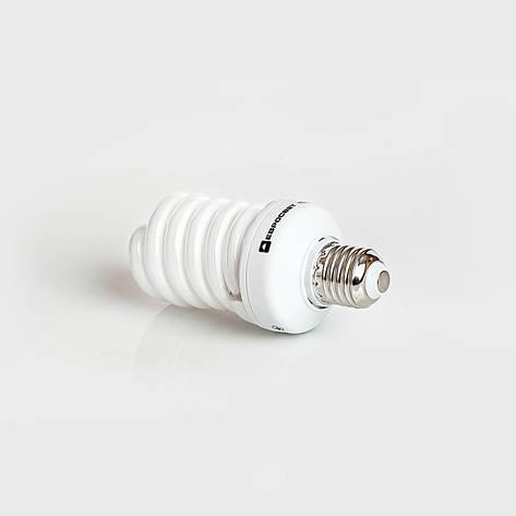 Лампа энергосберегающая 13W E27 4200K FS-13-4200-27, фото 2