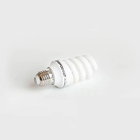 Лампа энергосберегающая 11W E27 4200K FS-11-4200-27, фото 2