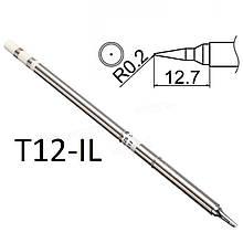Жало для паяльника Т12 для паяльных станций T12-IL острое
