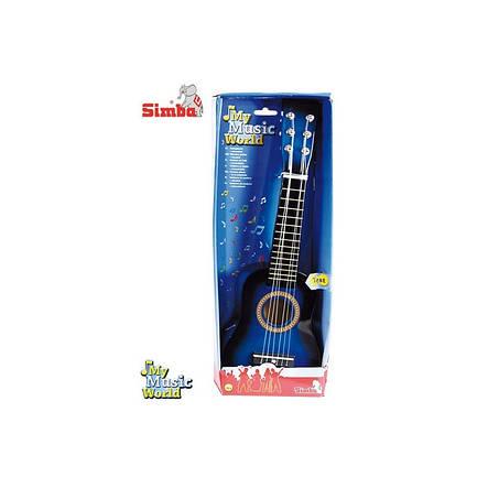 Гитара деревянная со струнами Simba 6833108, фото 2
